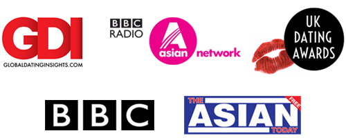 Since Being Single featured on Global Dating Insights, BBC Asian Network, UK Dating Awards, BBC, The Asian Today